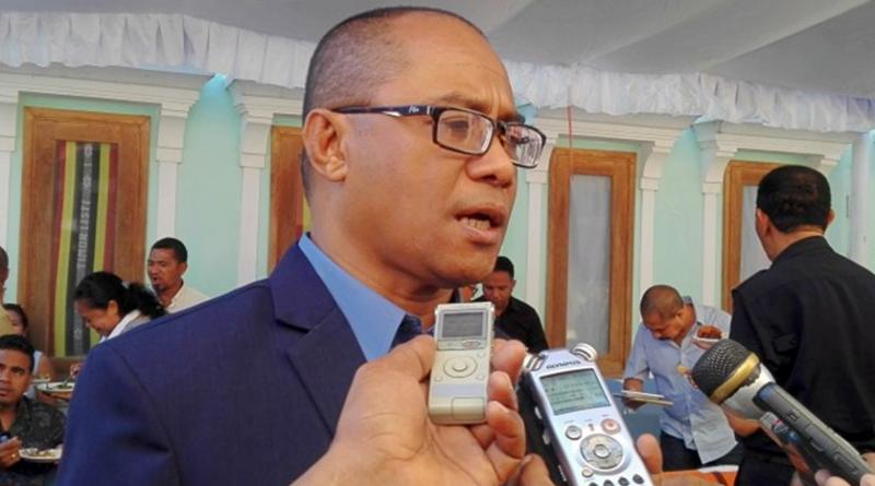 Primeiru Ministru (PM) Interino, Dionisio Babo Soares (FOTO: Timor Agora.blogspot.com)