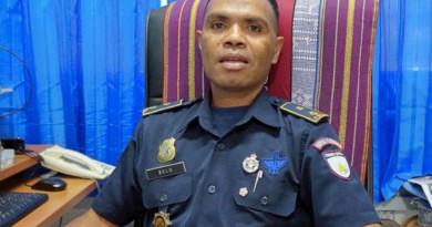 Superintendente Asistente Euclides Belo. (FOTO: olatimornews.com)