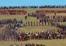 Atraksi 6.000 Penari Likurai dari Belu dan Timor Leste Raih Rekor Muri