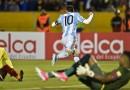 Hattrick Messi atas Ekuador Loloskan Argentina ke Rusia