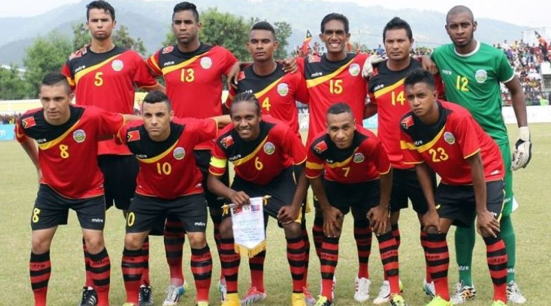 Timor Leste timnas