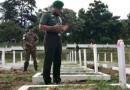Jendral TNI Gatot Nurmantyo Kunjungi TMP Seroja di Kota Dilli Timor Leste