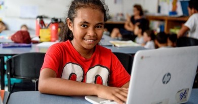 Michelle Barris (Young Journalist) selected to represent Timor Leste at the F4F Programme