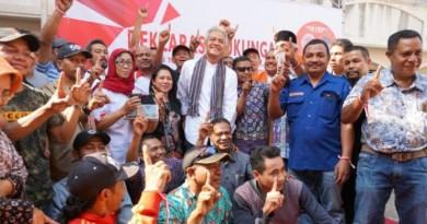 27 Ribu Warga eks Timor Timur Nyatakan Dukungann ke Ganjar Pranowo