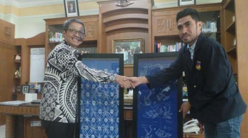Cristiano Mantan Pemain Timnas Timor Leste Selesaikan Studi di UPGRIS