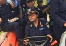 Inilah Komandan Polisi Wanita Pertama di Timor Leste