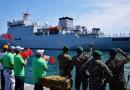 AL China Dekati Angkatan Laut Timor Leste