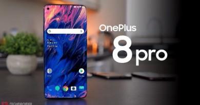 One Plus 8