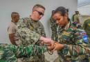 Amerika Guyur Rp35 Triliun untuk Militer Timor Leste