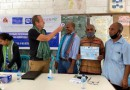 Uni Eropa di Timor-Leste Sumbangkan Perlengkapan Kebersihan ke Dua Sekolah Dasar untuk Dukung Perang Covid19