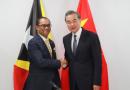 China dan Timor-Leste akan Perkuat Kerjasama B&R, Bersama-sama Menjunjung Multilateralisme
