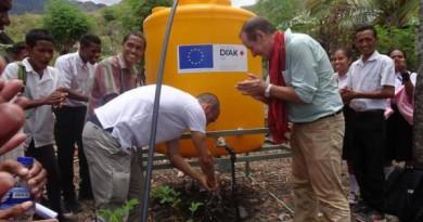 Uni Eropa Bantu Warga Pulau Atauro Terdampak Covid-19