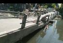Pembangunan Jembatan Tambak Rejo Kec Waru Jalan di Tempat, Rugikan Ekonomi Rakyat